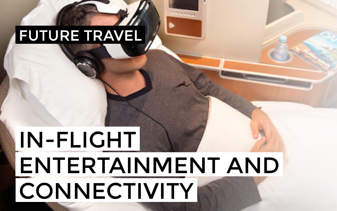 In-flight Entertainment and Connectivity.